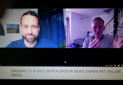 Dutch Digger Engel