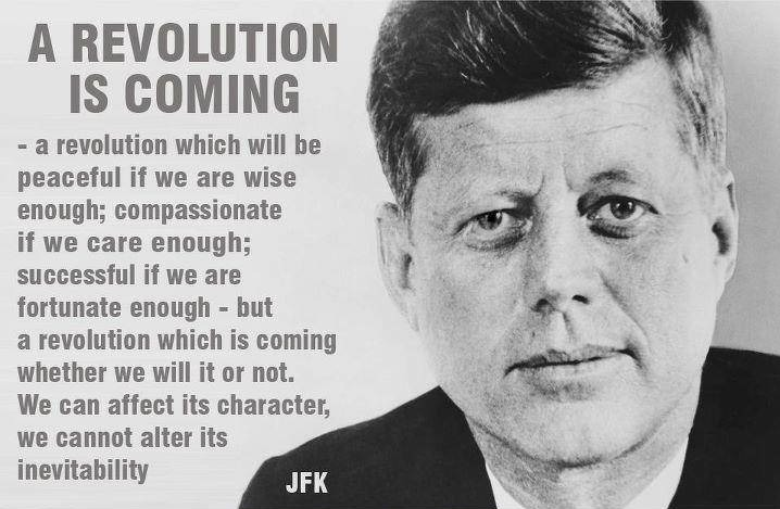 JFK-revolution-quote